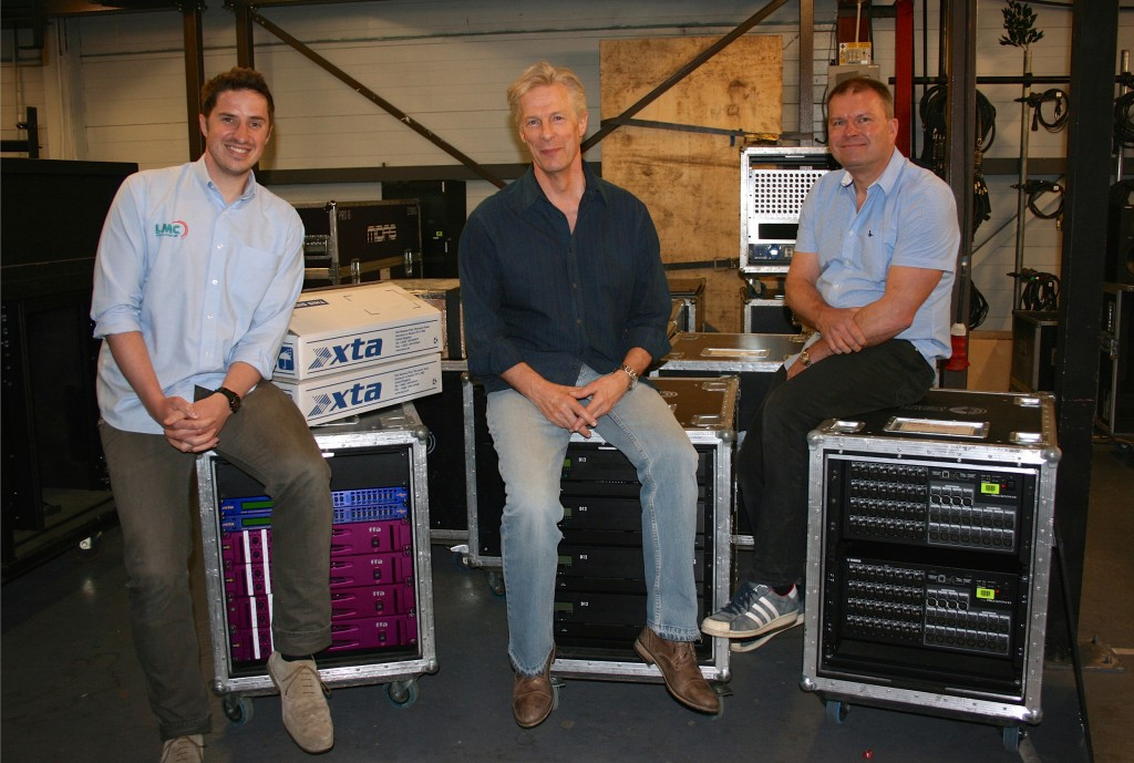 Capital Sound Hire Poised for Big Summer Season Ahead