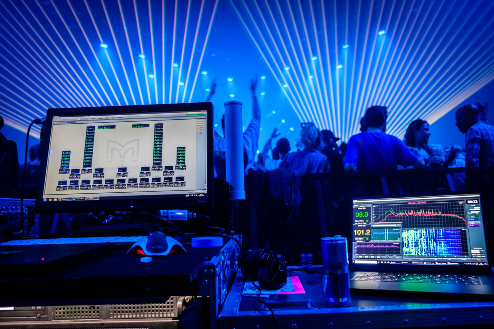Capital Sound & MLA Help Wembley's SSE Arena Make It Through The Night